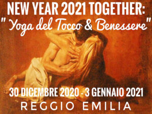 New Year 2021 Together - Yoga del Tocco & Benessere