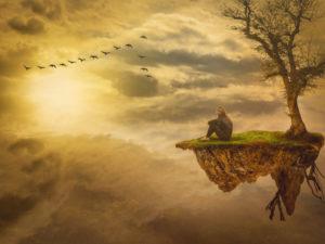 Loneliness e Loveliness (Solitudine e Grazia)