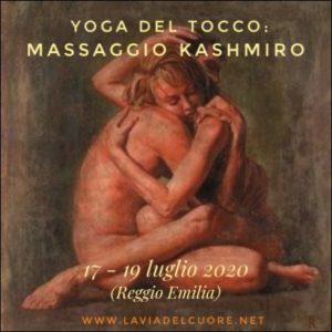Massaggio kashmiro