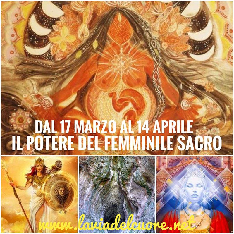Il Potere del Femminile Sacro