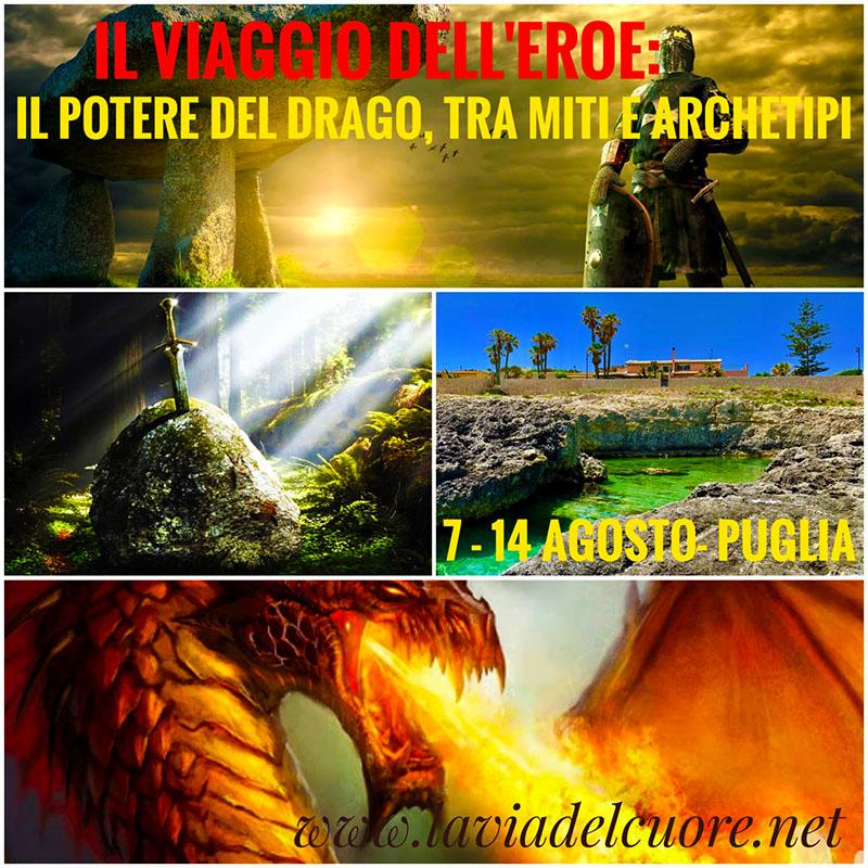Il Viaggio dell'Eroe: Il Potere del Drago tra Miti e Archetipi